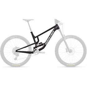 Santa Cruz Nomad 4 AL Cadre de vélo, gloss carbon/white